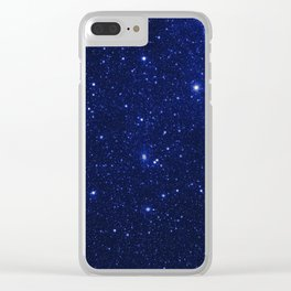 SHINE Clear iPhone Case