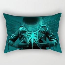 Grim Euphoria Rectangular Pillow