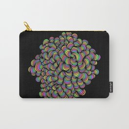 Psychedelic Tangles Carry-All Pouch