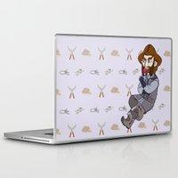nori Laptop & iPad Skins featuring Lollipop Time by BlueSparkle