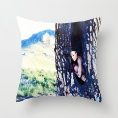 Life Obscurer Throw Pillow