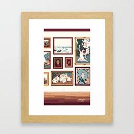 "Sanctuary XXIX - ""Gallery Wall"" Framed Art Print"