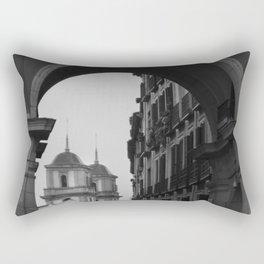 Grey Arch Rectangular Pillow