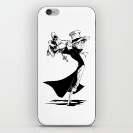 The Caster iPhone Skin