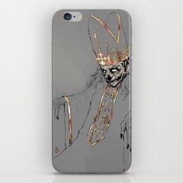 Golden Trim Papa ver. 3 iPhone Skin