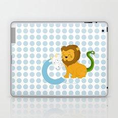 C for chimera Laptop & iPad Skin