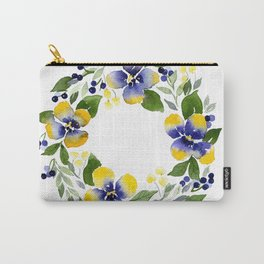 You're Such A Pansy Carry-All Pouch