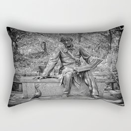 The storyteller Rectangular Pillow