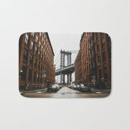 Brooklyn Bridge Bath Mat