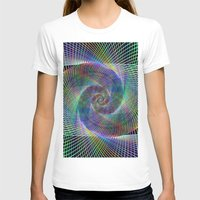 fractal T-shirts featuring Fractal by David Zydd