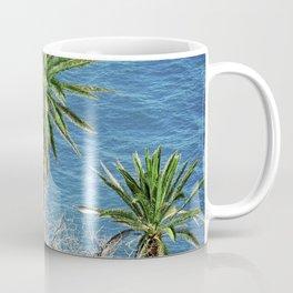 Palm Trees Meet Sea Coffee Mug