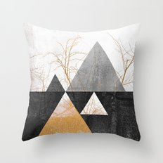Branches / 1 Throw Pillow
