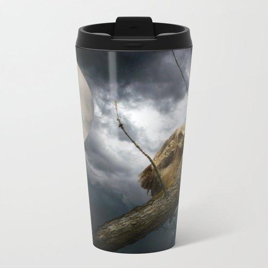 The seer of souls Metal Travel Mug