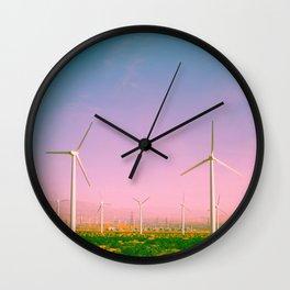 She's Got The Power Wall Clock
