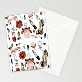 She's Pretty Stationery Cards