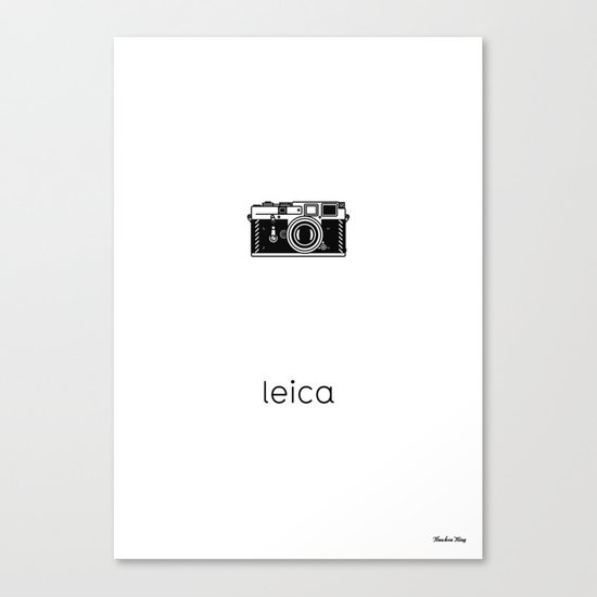 Leica M3 Canvas Print