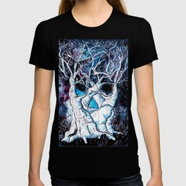 Galaxy Skulltrees. T-shirt