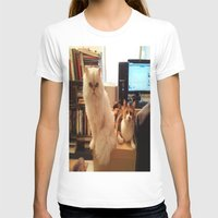 les mis T-shirts featuring LES CATASTROPHES by JANUARY FROST