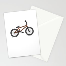 #17 BMX Stationery Cards