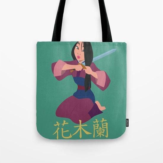 Mulan Tote Bag