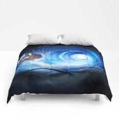 Doctor Who Comforters
