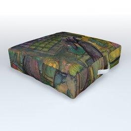 esoteric shop Outdoor Floor Cushion