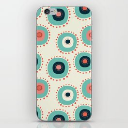 Flower Abstract iPhone Skin
