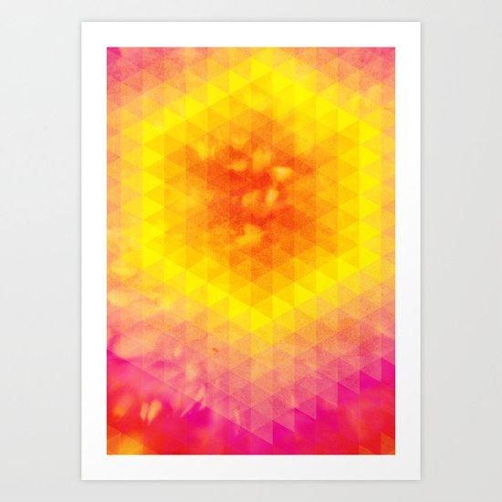 Gheo 9 Art Print