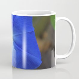 Blue, Heavenly Blue morning glory Coffee Mug