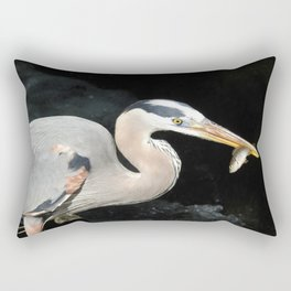 Gone Fishin' 2 Rectangular Pillow