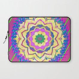 Mixed Mandala Laptop Sleeve
