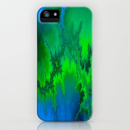 Dropped Out iPhone Case