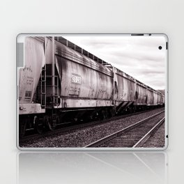 Long Train Laptop & iPad Skin