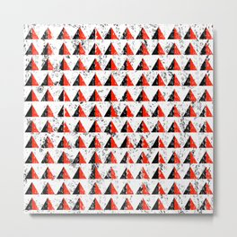The Pyramid Metal Print
