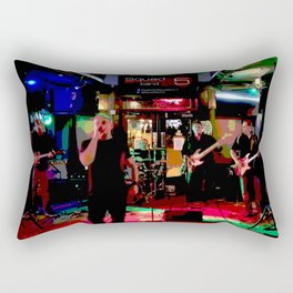 A night with Squad5 Rectangular Pillow