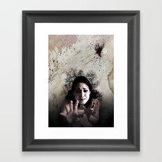 Crown of Thorns Framed Art Print
