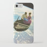 lovers iPhone & iPod Cases featuring Lovers by flirst