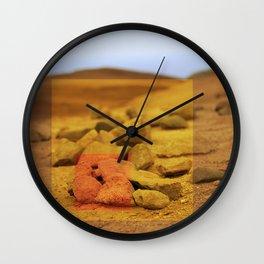 Garden of the Gods (2) Wall Clock