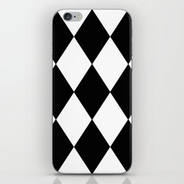 Chequers iPhone Skin