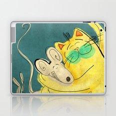 Lets be Friends Laptop & iPad Skin