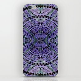 Zentangle Mandala iPhone Skin