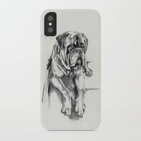 coco iPhone & iPod Cases featuring Coco by michael jon