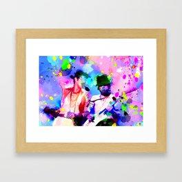 Jane's Addiction Framed Art Print