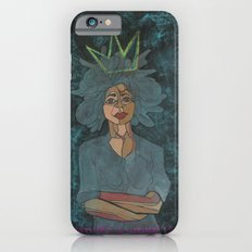Sometimes a Woman is King Slim Case iPhone 6