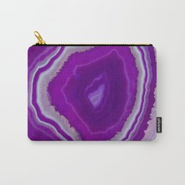 Blow my mind Agate Carry-All Pouch