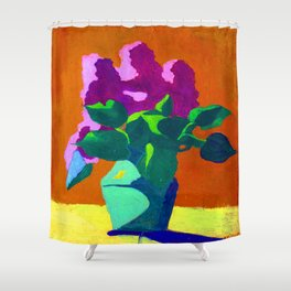 Edouard Vuillard Lilacs Shower Curtain