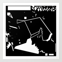 bate pé bate canela 10032016-0135 Art Print