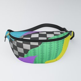 Japanese Patterns 17 Fanny Pack