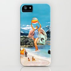 Poseidon in Love iPhone (5, 5s) Slim Case