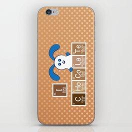 Ernest | Likes Chocolate iPhone Skin